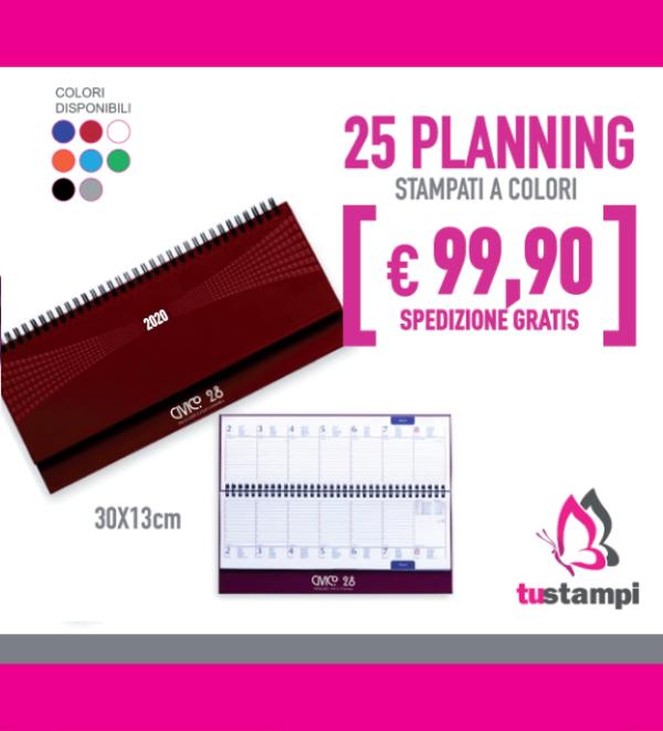 25 planning